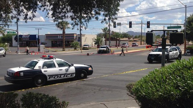 ambush results in 2nd las vegas officer shot in 3 days fox5 vegas kvvu. Black Bedroom Furniture Sets. Home Design Ideas