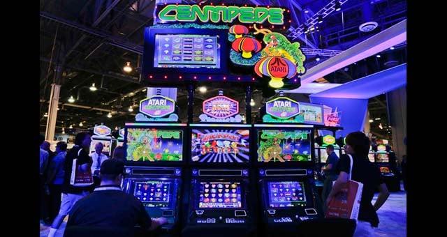 gaming show las vegas
