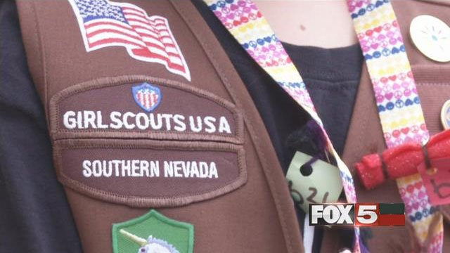 Girl Scouts of Southern Nevada undated photo. (FOX5/File)