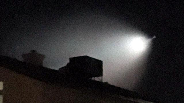 Light seen in L...