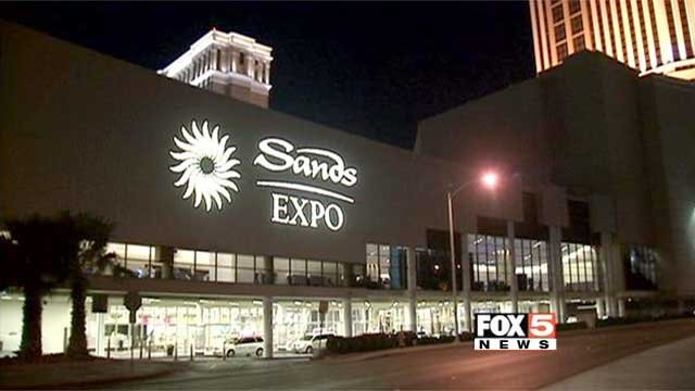 Sands Expo and Convention Center seen in this undated photo. (File/FOX5)