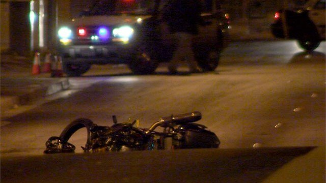 motorcyclist killed in southwest las vegas crash