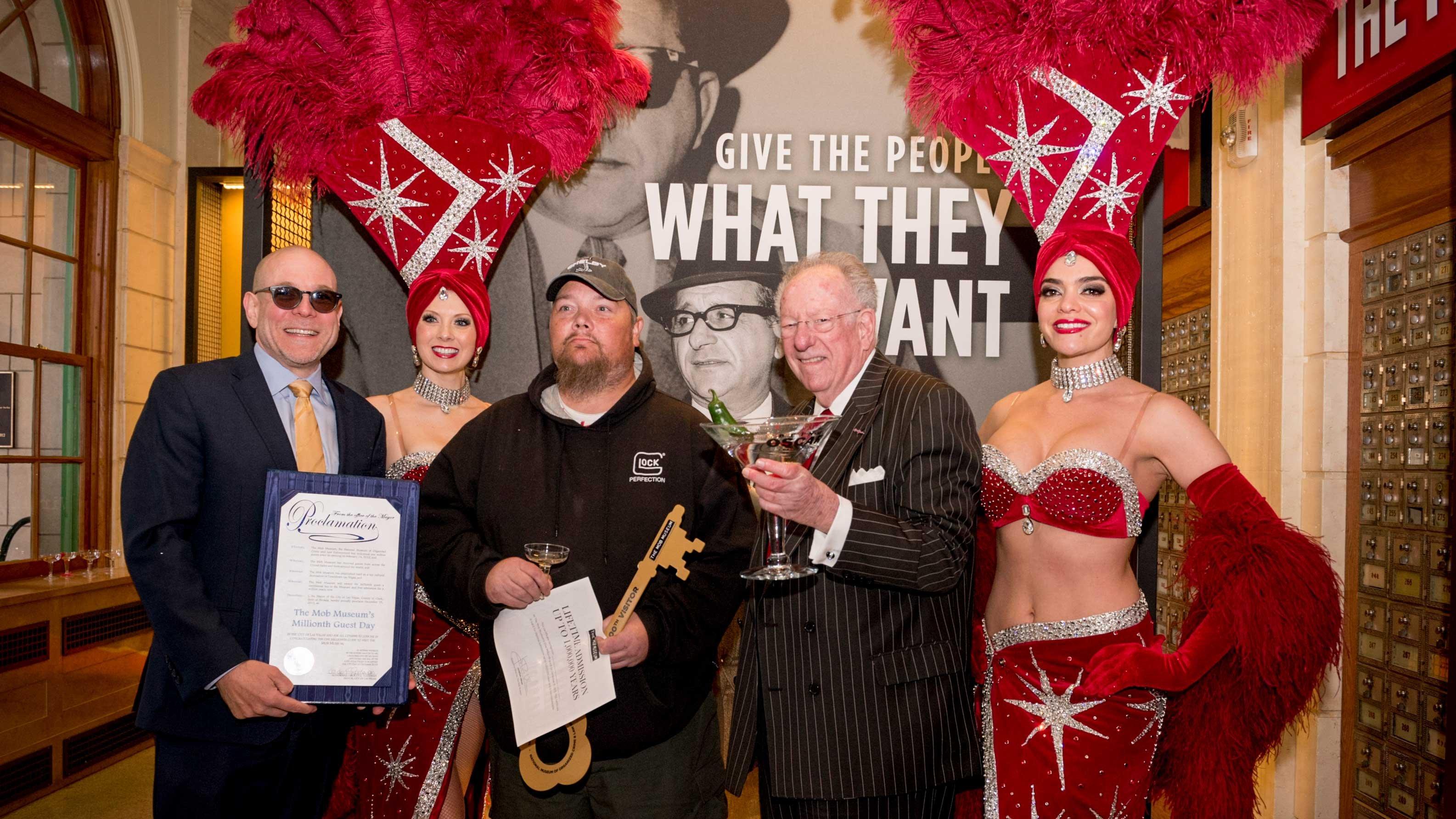 Photo credit: Mark Damon/Las Vegas News Bureau