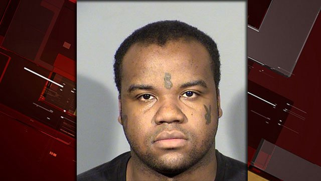 William Hoard, 24, is accused of sex trafficking minors (Photo: LVMPD / FOX5).