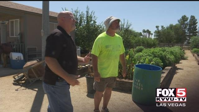 A couple of the good Samaritans stepped up to help Friday. (FOX5)