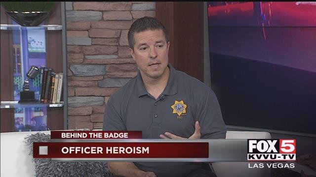 Las Vegas police discuss officer-involved shooting on Behind the Badge