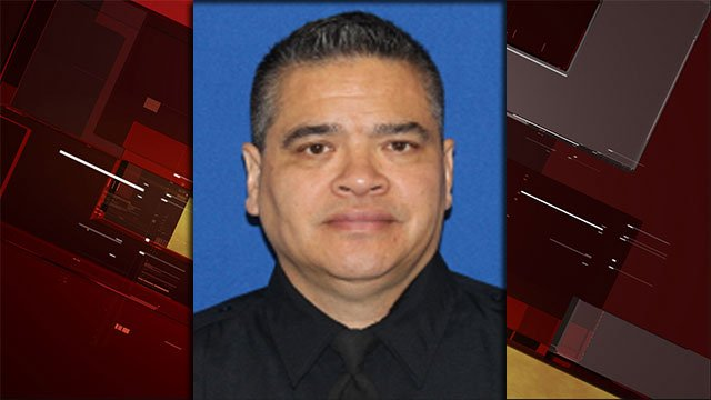 Corrections officer Kyle Eng died while on duty at the Las Vegas Detention Center (Courtesy: City of Las Vegas / FOX5)